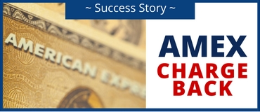 Negotiate AMEX Chargeback Settlement