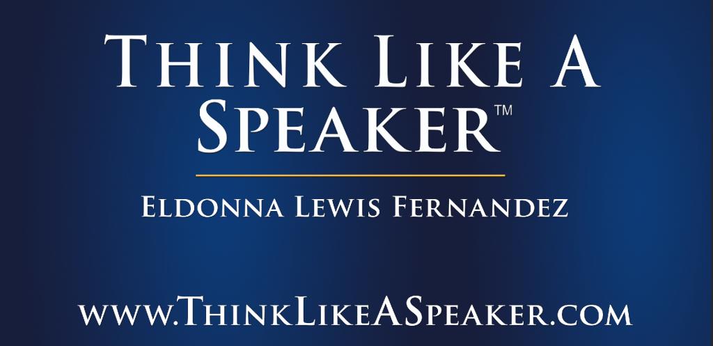 Think Like A Speaker