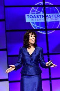 Eldonna Lewis Fernandez, Accredited Speaker