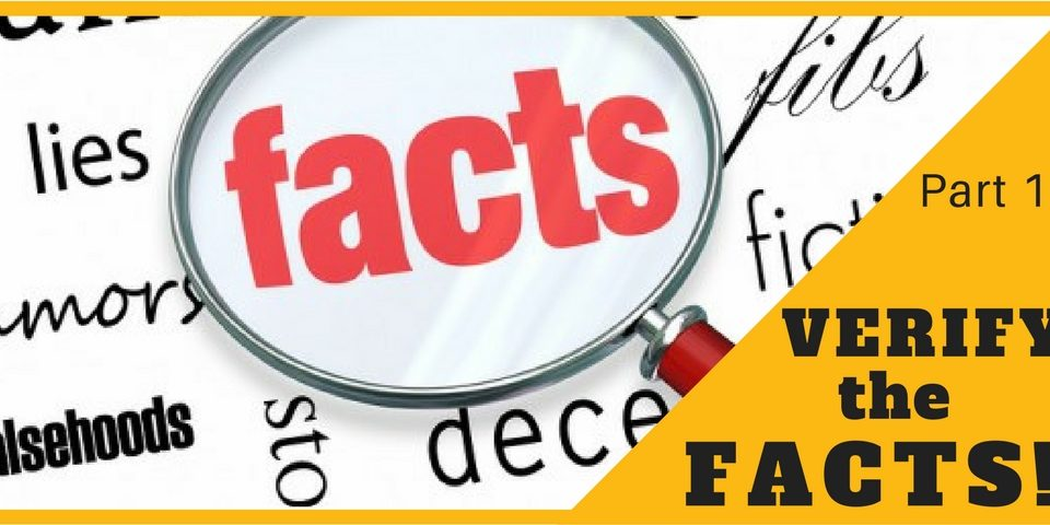 Check the facts!